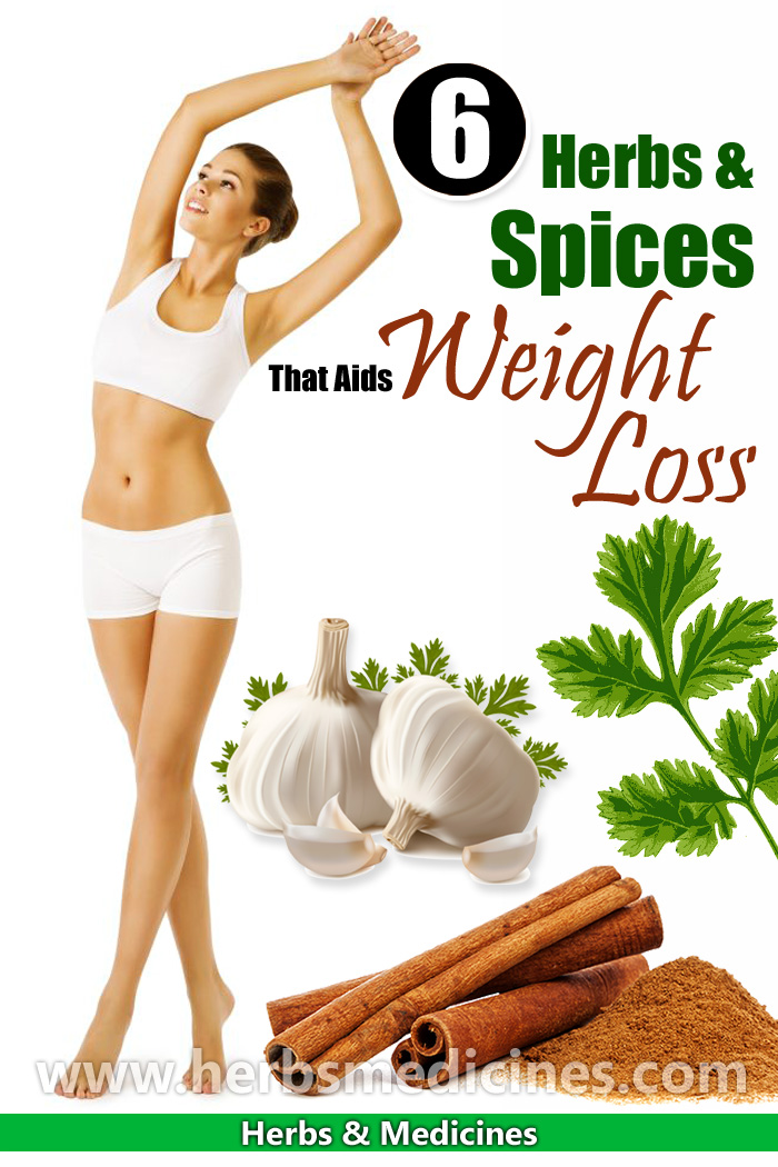 Herbs and Spices Help Weight Loss