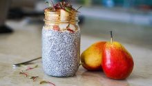 Chia Seed Meal Replacement