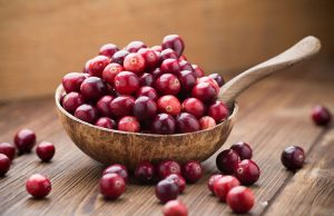 How much Vitamin C in Cranberry Juice