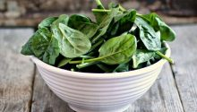 The Spinach Diet