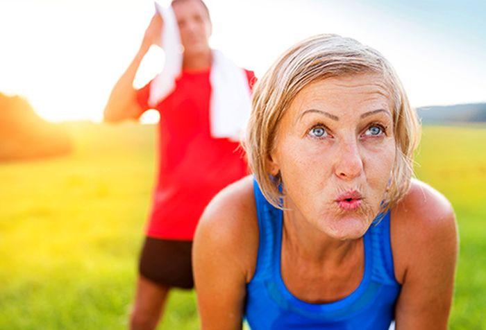 Exercise Make You Feel Hot